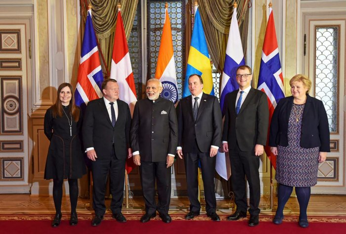The Nordic countries and India reaffirmed the need for reform of the UN Security Council, including its expansion in both permanent and non-permanent seats to make it more representative, accountable, effective and responsive to the realities of the 21st century. (PTI photo)