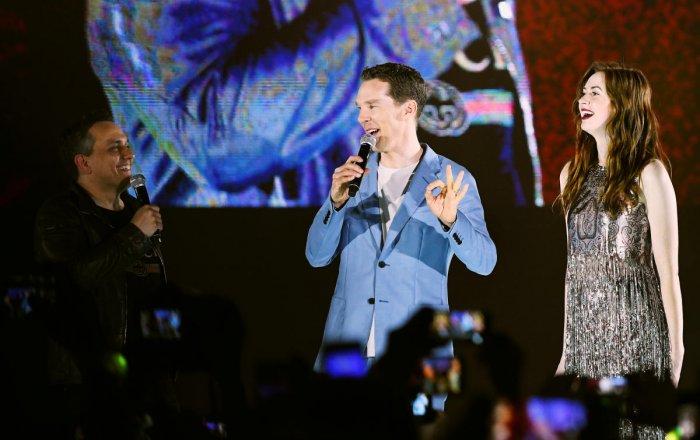 Hollywood actor Benedict Cumberbatch. Reuters file photo.