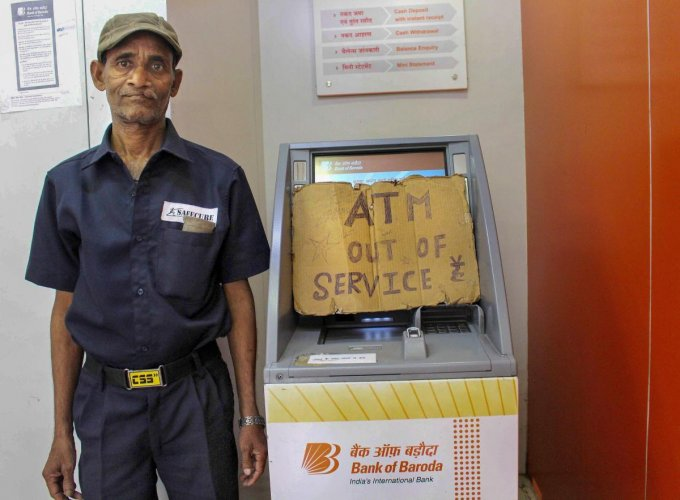Meanwhile, several banks including SBI continue to face cash shortage in Bengaluru and only 25% of their daily cash requirement is supplied by the head office. SBI has 2,500 ATMs and four currency chests in Bengaluru. Nationally, according to the ATM management companies, cash supply is not more than 45%.