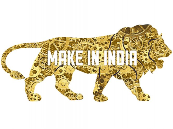 Sudheer Nayak ridiculed the 'Make in India' projects, calling them mere lip service and far from reality.