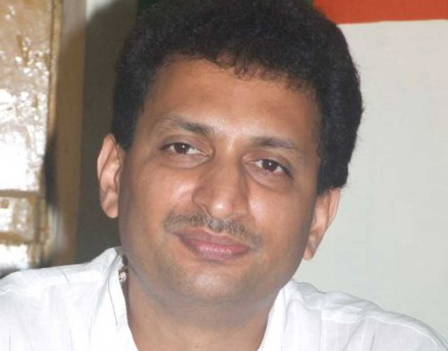 Union Minister of State Anantkumar Hegde. DH File Photo