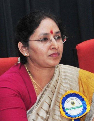 A L Pushpa Lakshmanaswamy - Women Commission