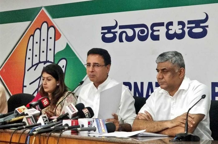 """The statement read """"India's biggest Iron-ore mining scam was unearthed on July 27th, 2011 Lokayukta Justice Santosh Hegde which led to the exposing of the unholy nexus of the Yeddy-Reddy Gang and finally the removal of the then Chief Minister B S Yeddyurappa on August 2011. No wonder the nicknames of Shri B S Yeddyurappa and the infamous Reddy brothers are 'jail Birds.' Picture courtesy Twitter"""