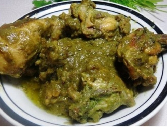 Hareli Chicken Curry