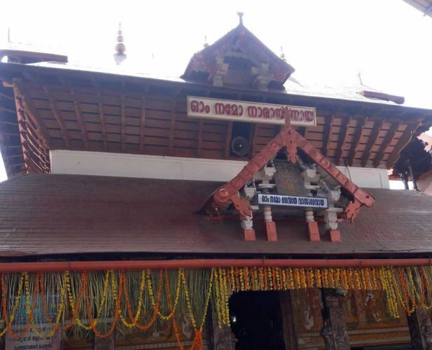 Guruvayur Devaswom chairman K B Mohandas said the tantri contended that the feast had to follow certain norms since dishes made as offerings to the deity are served in it.