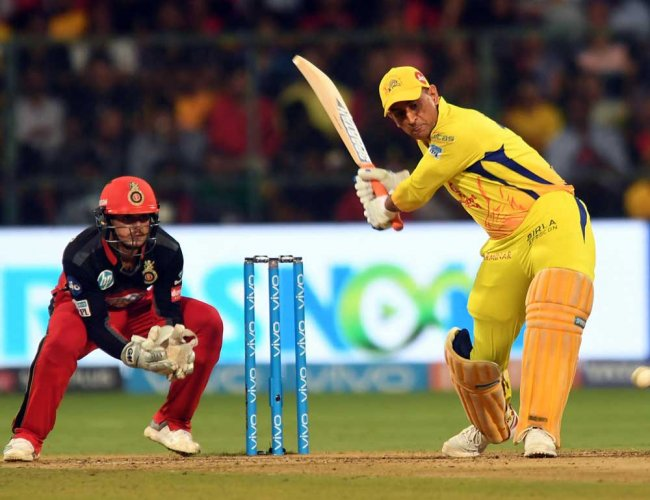 Cool, calm and calculated, the Chennai Super Kings' skipper has fashioned two incredible wins for his team, the flame to succeed burning ever so brightly in the twilight of a stellar career.