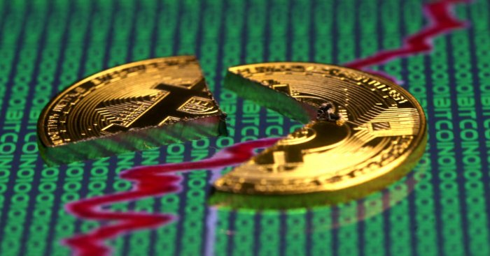 Bitcoin is a cryptocurrency -- an online type of money -- which is created using computer code.