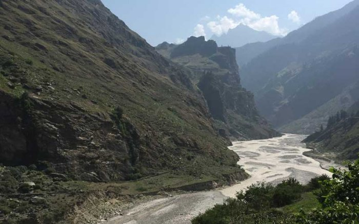 """The previous order declared a 100-km stretch between Gaumukh and Uttarkashi on the banks of the Ganga river as an """"eco-sensitive zone"""", restricting all types of construction and development activities on an area of 4,179.59 sq km."""