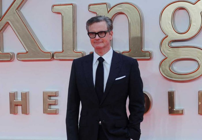 Colin Firth. Reuters file photo.