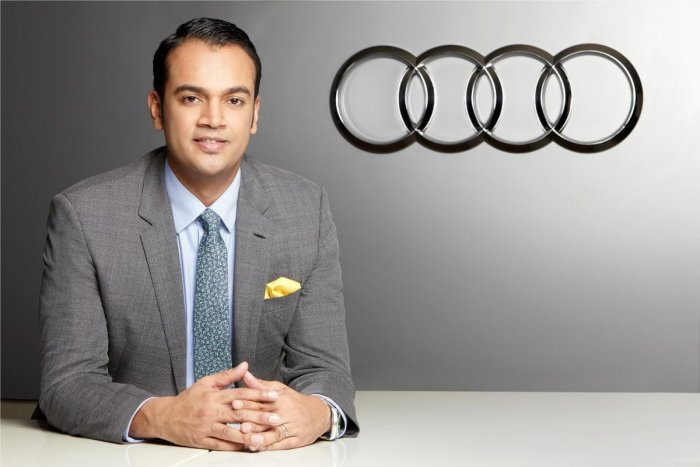 Audi India Head Rahil Ansari says the company is putting together a multi-pronged strategy involving electric vehicles and digitisation to take on competition.