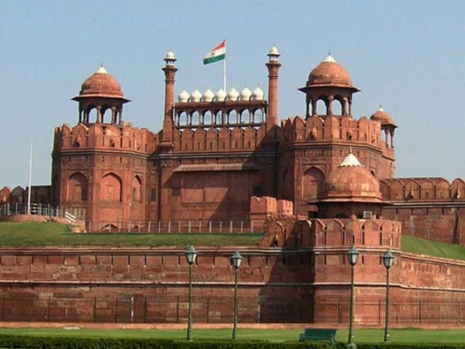 Controversy broke out over 'adoption' of the Red Fort by Dalmia Bharat Group. (PTI file photo)