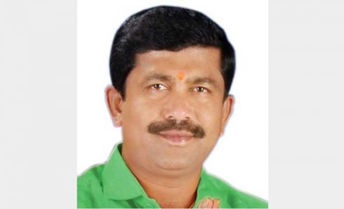 BJP candidate S R Vishwanath