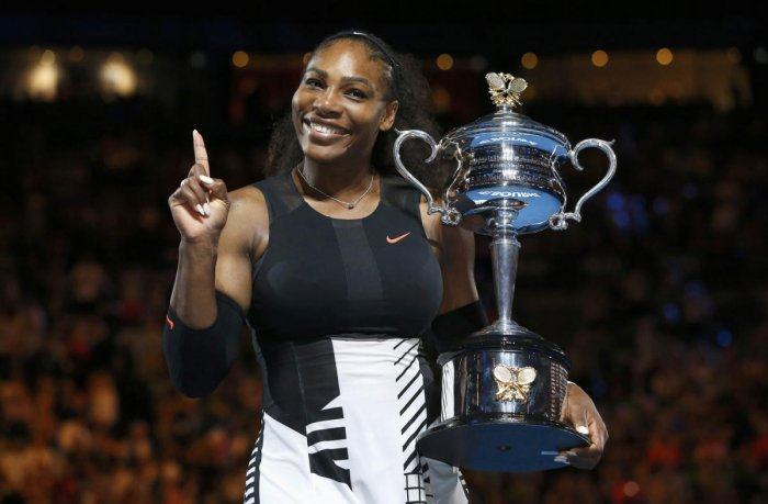 Former World No. 1 Serena Williams is currently 449th in the WTA rankings. Reuters