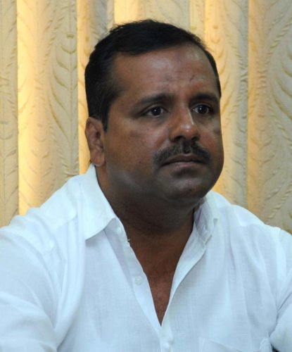 Minister for Health and Family Welfare U T Khader