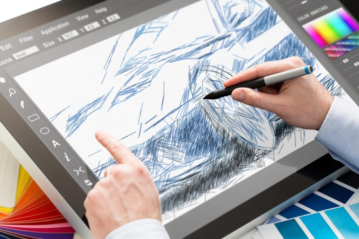 Developments in cloud computing give visual artists the opportunity to work remotely.