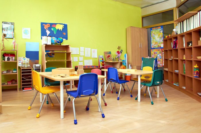 CRUCIAL COMPONENT: Comfortable and well-designed classrooms have the potential to enhance students' learning potential.
