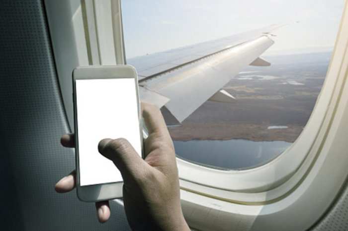 Checking an urgent mail or making a phone call mid-air will soon be a possibility.