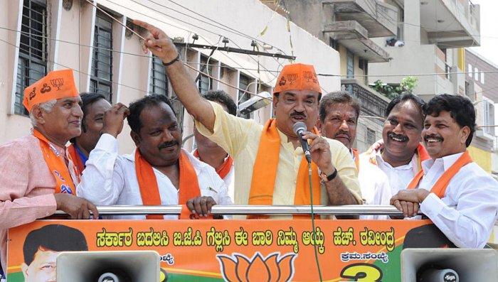 Union Minister Ananth Kumar