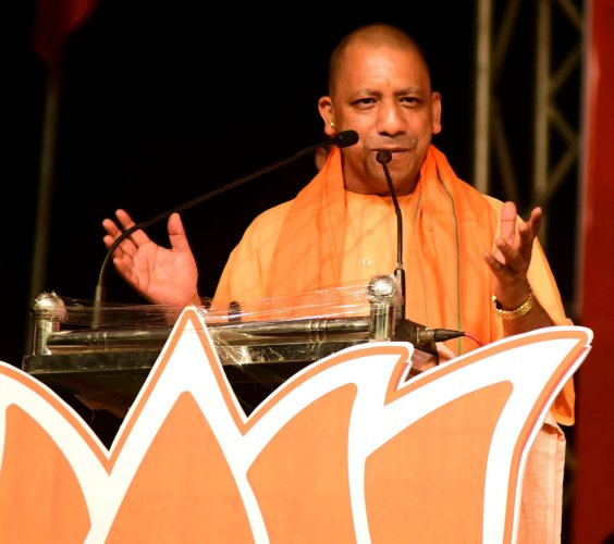 Adityanath is scheduled to address election rallies in Karnataka on Thursday and Friday.