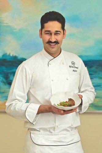 Chef Tejas Sovani