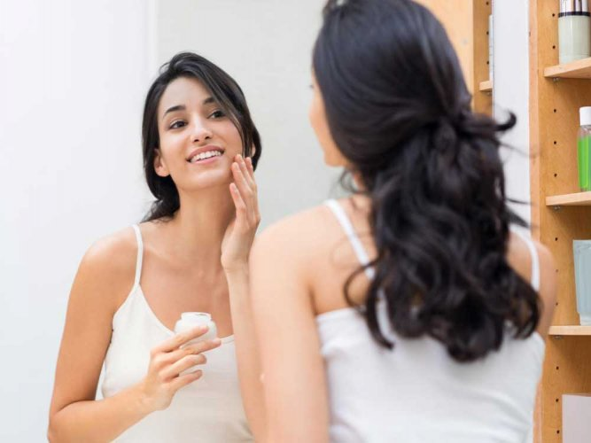 Responding to multiple appeals from skin doctors, the Union Health Ministry has finally brought in a regulation to stop the sale of hundreds of skin creams containing steroids as over-the-counter products. File photo