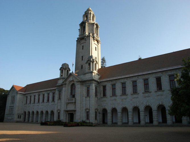 Indian Institute of Science, Bengaluru, DH file photo
