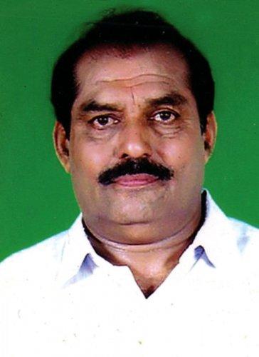 Vasanth Bangera (Belthangady constituency)