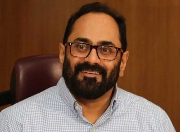 Rajeev Chandrashekhar.