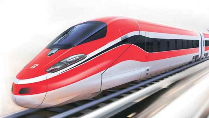 The 508-km Mumbai-Ahmedabad bullet train project is estimated to cost Rs 1,08,000 crore.