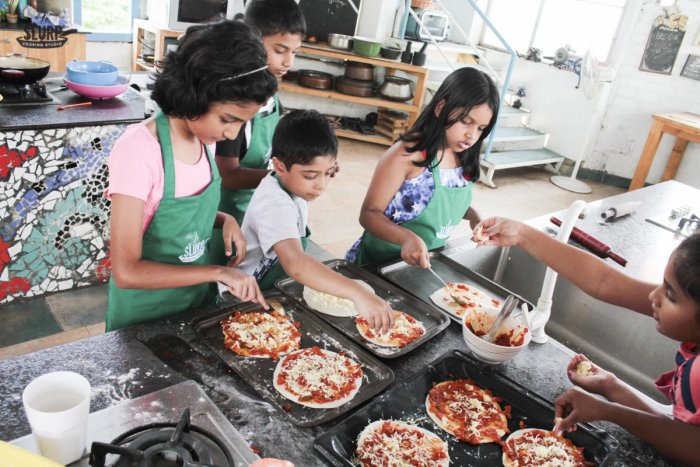 City kids turn into chefs, master culinary skills