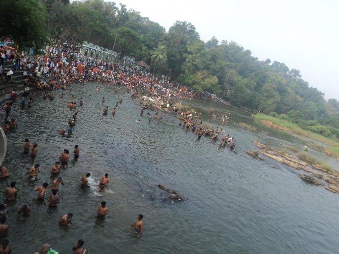 Dharmasthala. DH file photo.