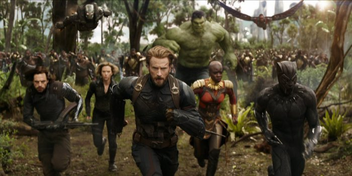 'Avengers: Infinity War', though lacking in inventiveness, is running to packed houses.