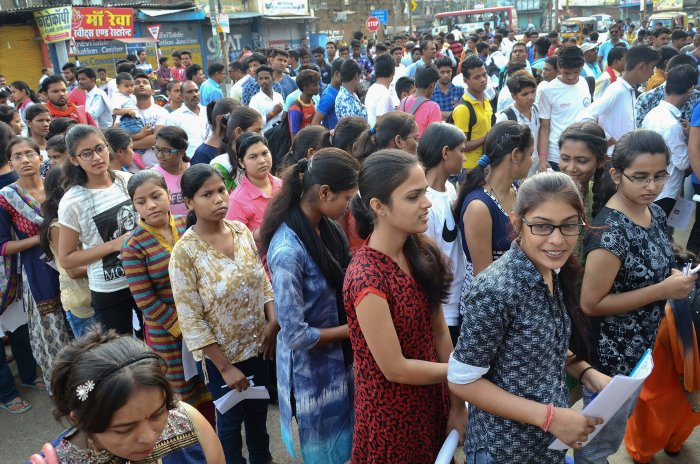 """The HC said that the CBSE's January 22 notification prescribing upper age limit of 25 years in case of general category candidates and 30 years in case of reserved category candidates is """"legal and valid"""". PTI file photo"""