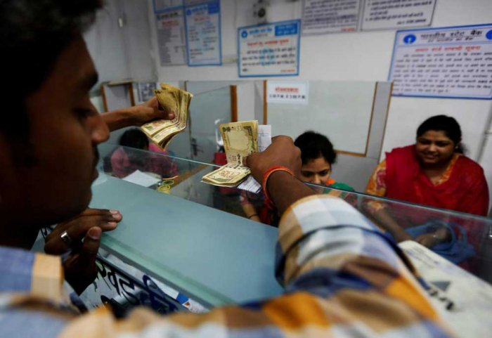 """Employees of public sector banks have threatened to go on two-day nation-wide strike from May 30 against """"a meagre"""" 2% hike offered by the management body, Indian Banks' Association (IBA). Reuters file photo"""
