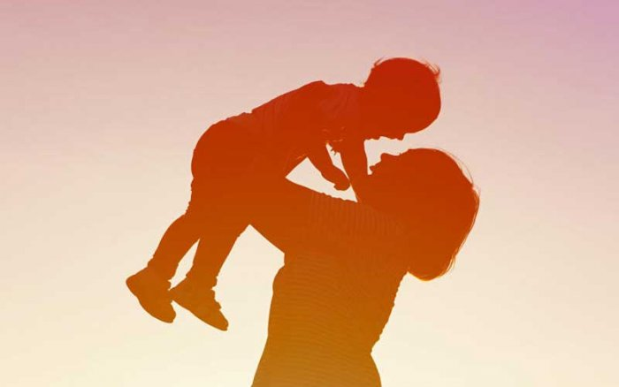 Relationships come and go but nothing is as strong as the bond between a mother and her child.