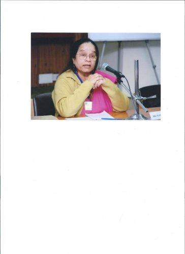 Sushobha Barve