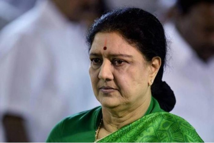 Sasikala has asked her V K Dhivaharan not to use her picture or name to further his political ambition.