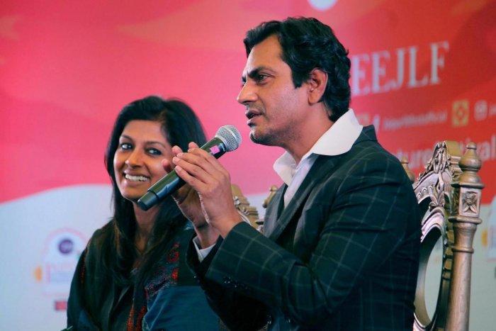 Bollywood actor Nawazuddin Siddiqui. PTI file photo