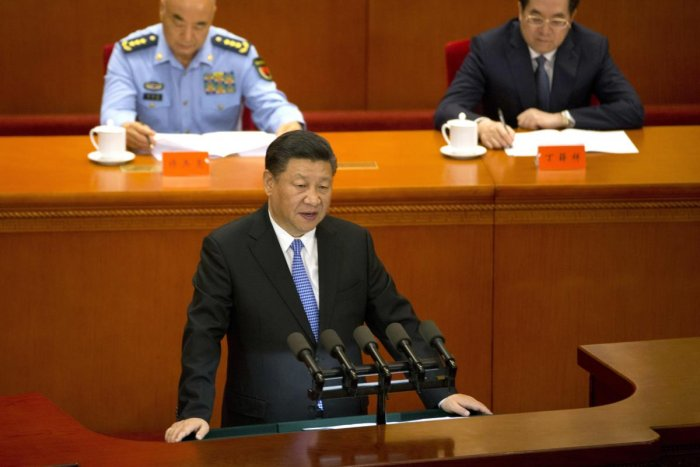 Chinese President Xi Jinping. AP/PTI file photo