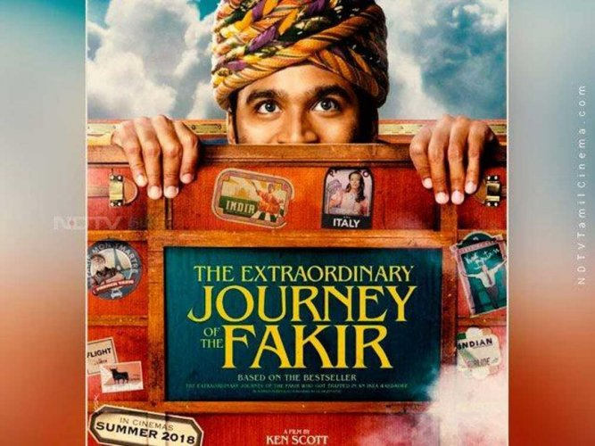 "While French composer Nicolas Errera has composed the film's music, Amit Trivedi has contributed three songs to the ""Fakir"" soundtrack. Image courtesy: Facebook"