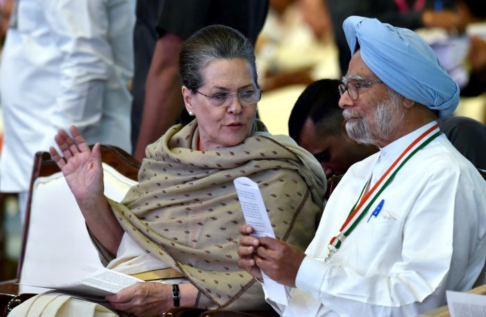 Congress leaders told the President that the menacing language used by Modi was tantamount to using his privileges as the prime minister to settle personal and political scores. PTI file photo