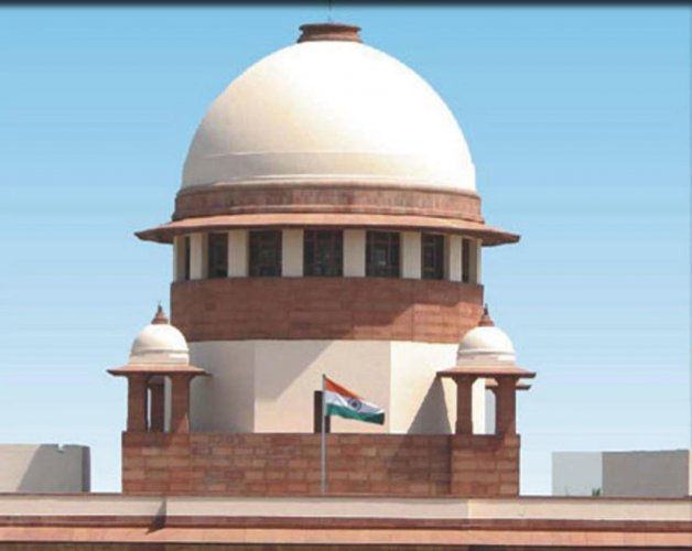 A bench headed by Chief Justice Dipak Misra asked Attorney General K K Venugopal to modify the scheme and submit it for approval tomorrow. DH file photo for representation.