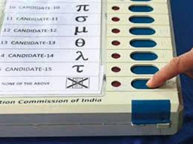 Bengaluru South Assembly constituency has recorded the highest NOTA votes of 15,829.