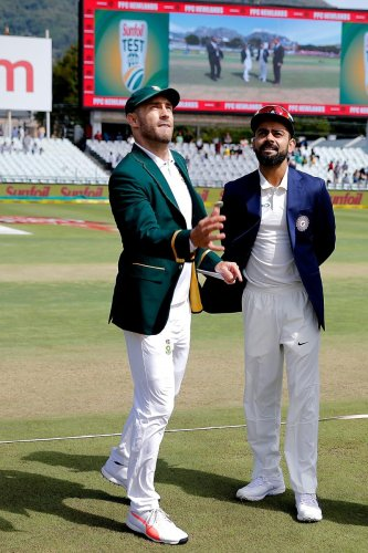 The ICC Cricket Committee will be discussing a proposal to do away with toss during its two-day meeting in Mumbai late this month. File Photo