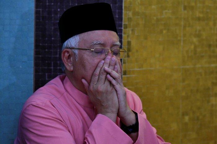 Malaysia's former PM Najib Razak, Reuters file photo.