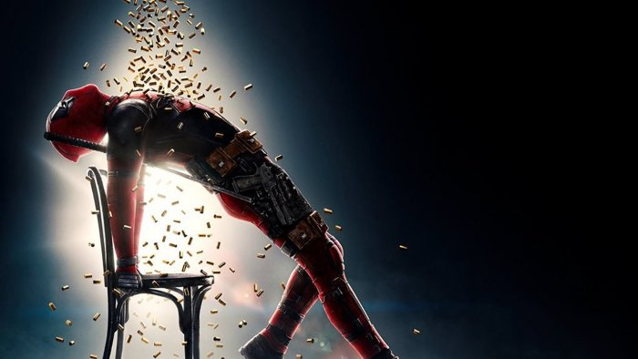 Deadpool 2, releasing today, has fans rushing to merchandise stores.