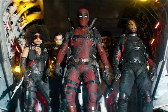 Deadpool 2 review: Familiar flavour, new plate   Deccan Herald