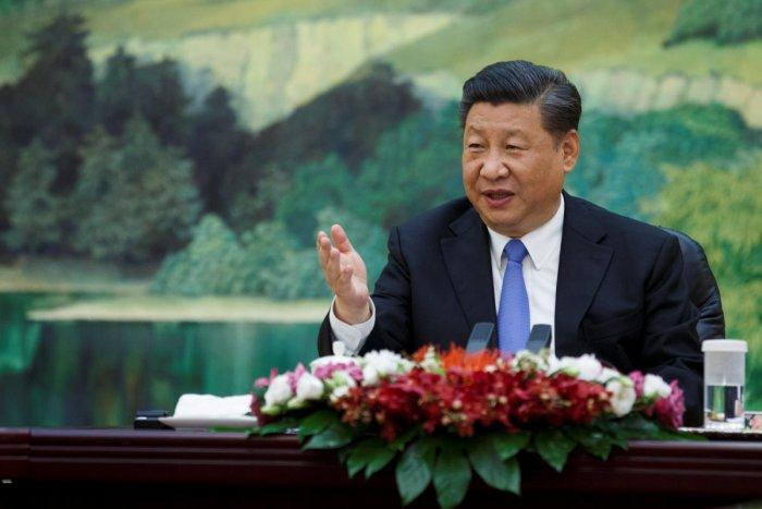 Chinese President Xi Jinping. Reuters.