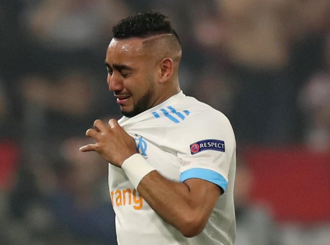 France coach Didier Deschamps chose to leave out Dimitri Payet as he continues to recover from an injury. REUTERS