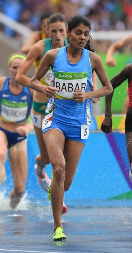 Lalita Babar will compete at the TCS 10K in Bengaluru on May 27.